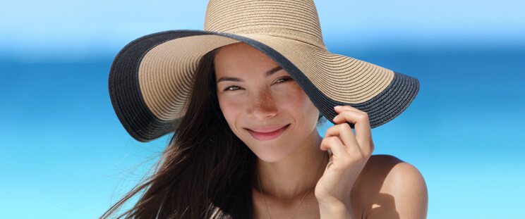 5 Cosmetic Treatments That Correct Sun Damage