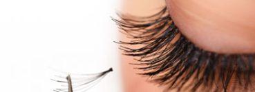 Sparse Eyelashes