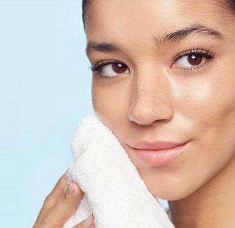 Uneven Skin Texture