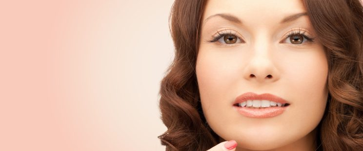 Banner Image of Woman With Flawless Skin by APT Medical Aesthetics