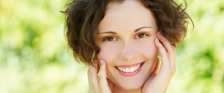 Woman with clear skin by APT Medical Aesthetics Banner Image