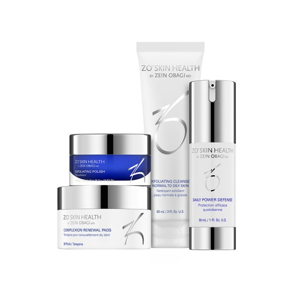 Zo Skin Health Daily Skin Care Program (Formerly Phase 1)