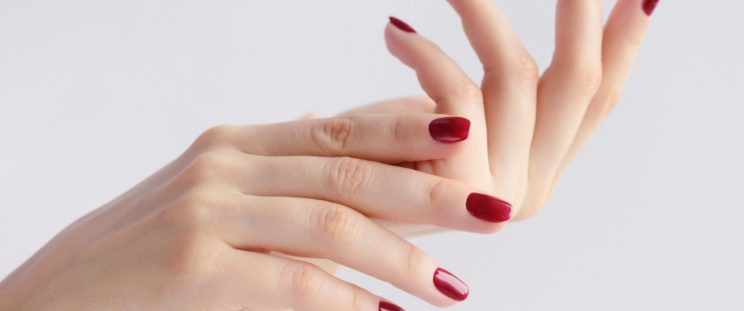 The Best Treatments for Aging Hands?