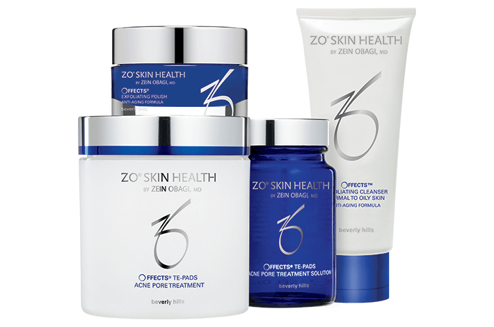 ZO® GSR™ (Getting Skin Ready) System products