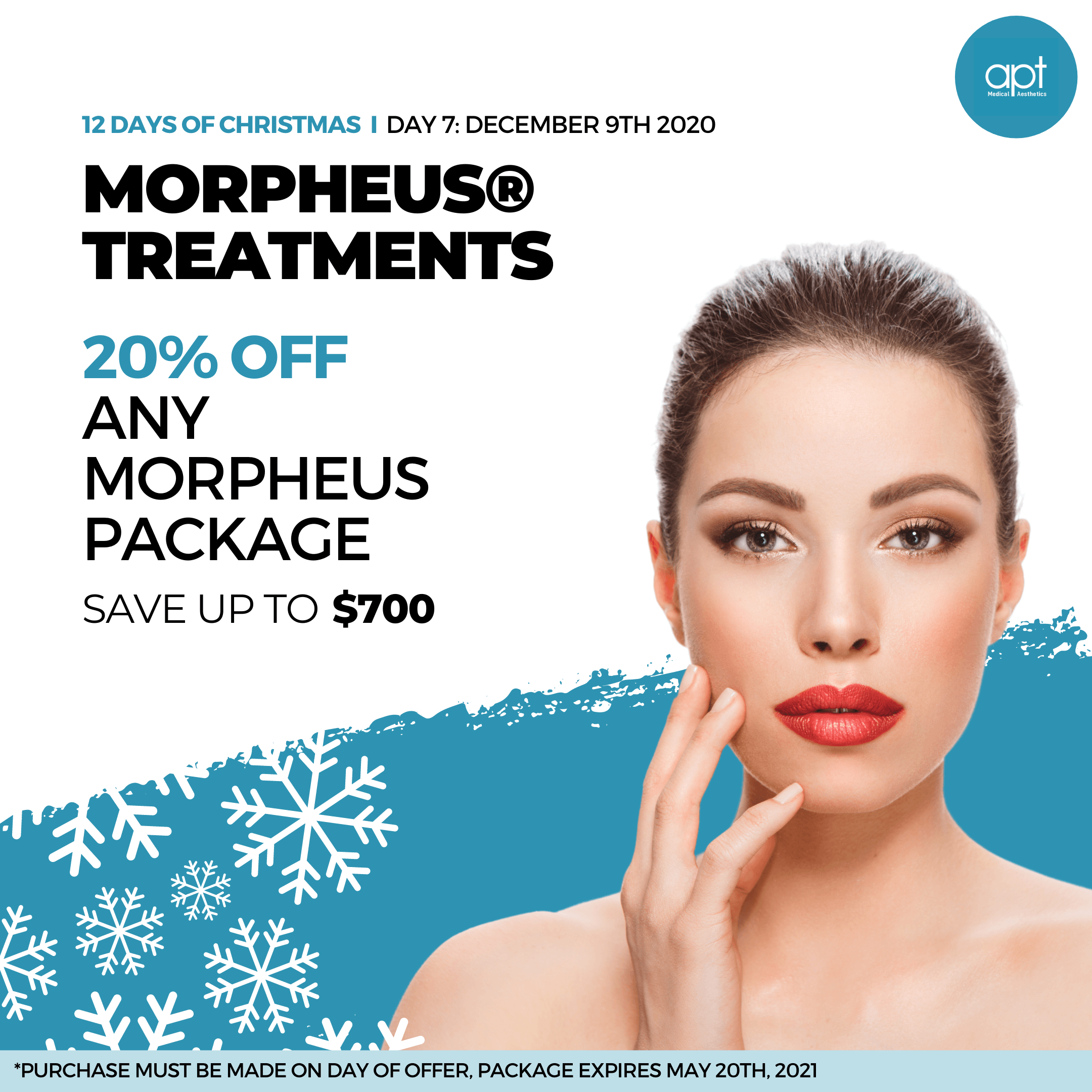 Monthly promotion Flyer Day 7 - APT Medical Aesthetics