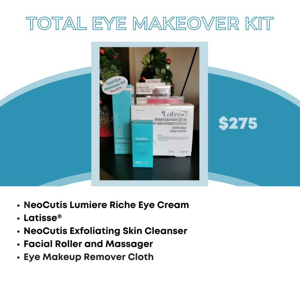 Total Eye Makeover Kit