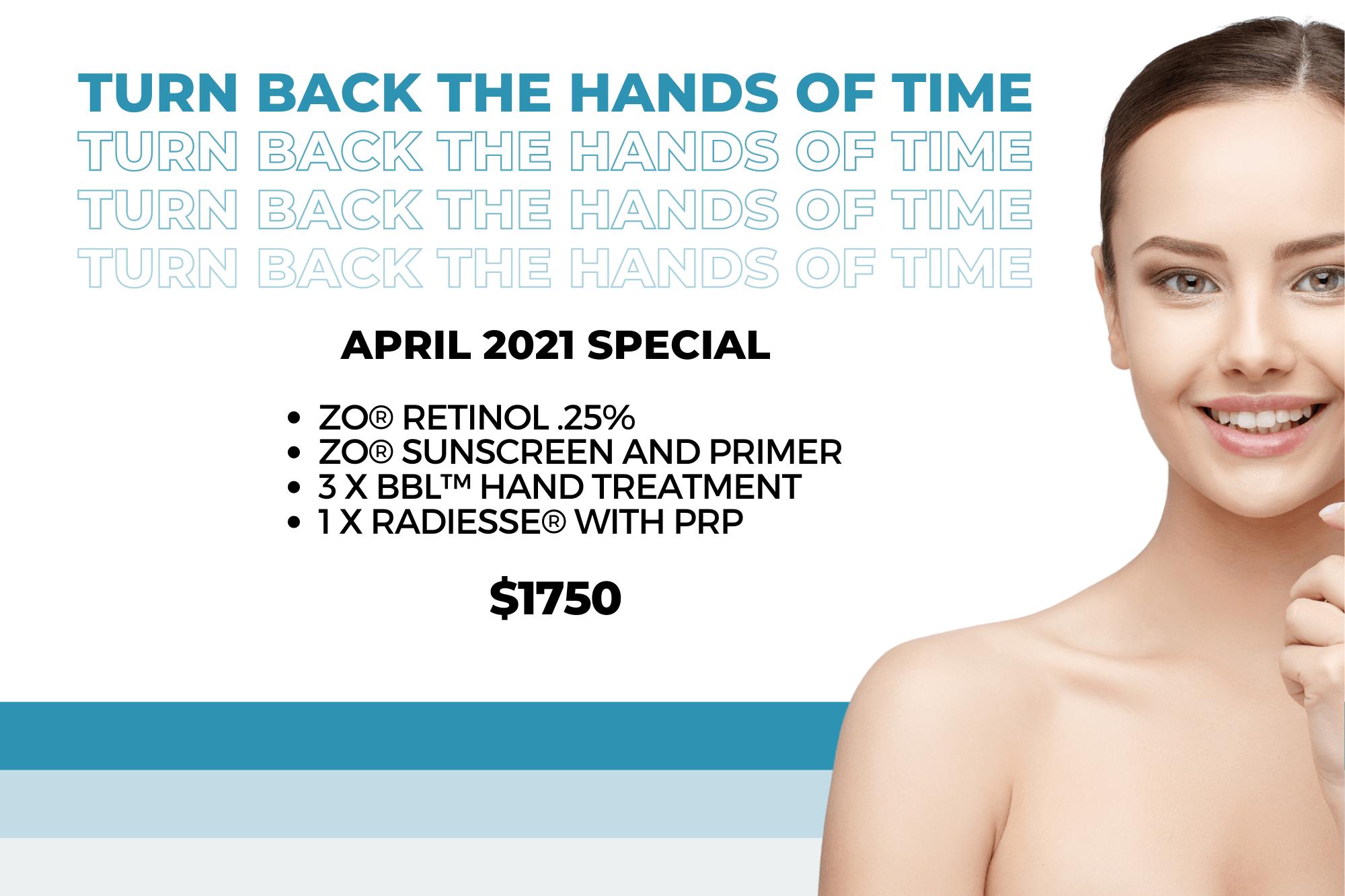 APT Monthly Promo - April